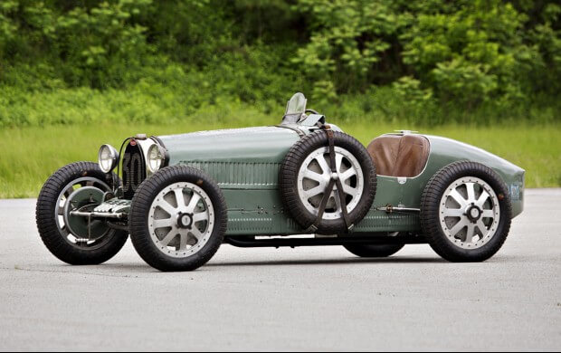 1927 Bugatti Type 35 Grand Prix, sold for $2,970,000