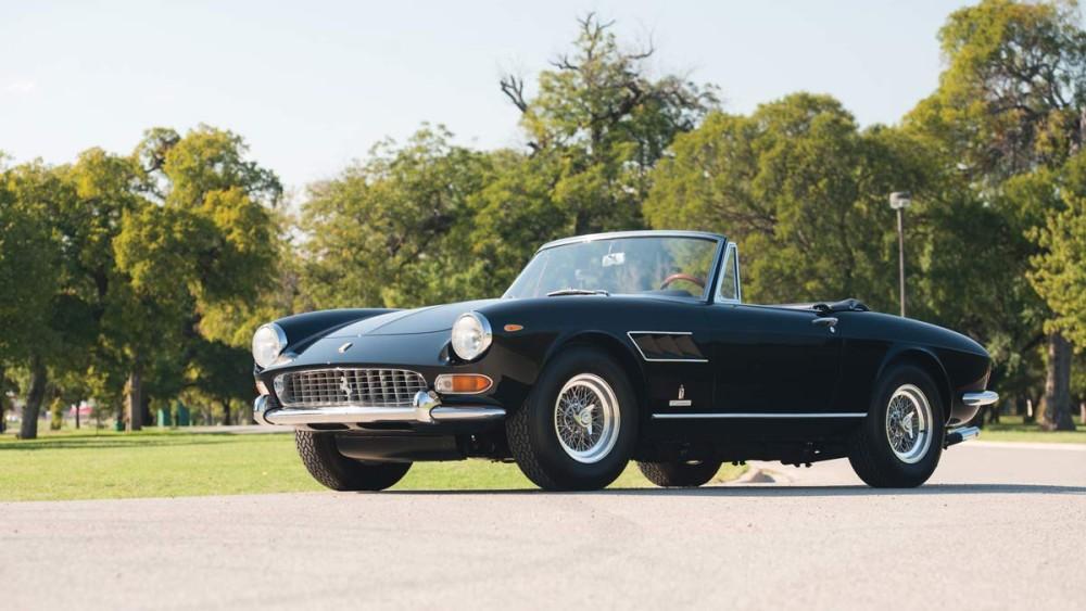 1966 Ferrari 275 GTS by Pininfarina