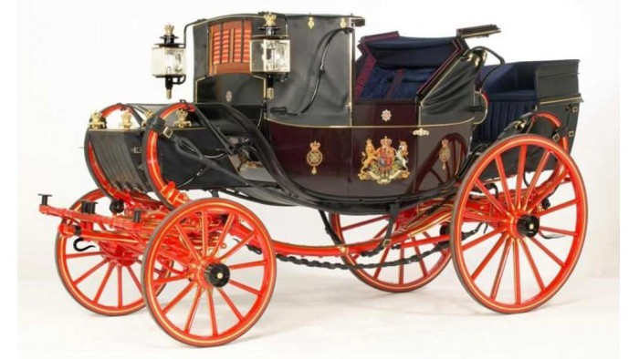 1835 Travelig Landau Bonhams