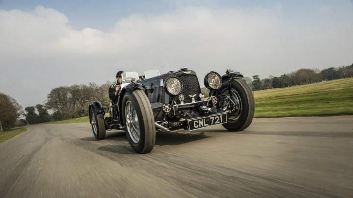 1935 Aston Martin Works Ulster 'LM19'