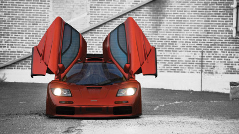 1998 McLaren F1 'LM-Specification' Open Doors