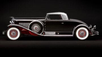 1931 Duesenberg Model J Roadster