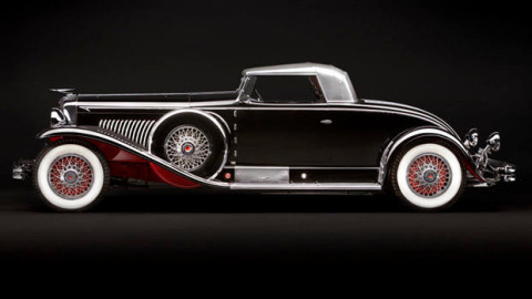 1931 Duesenberg Model J Roadster