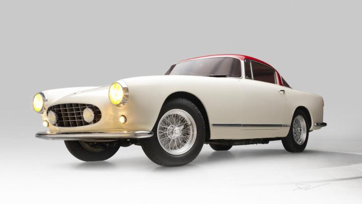 1956 Ferrari 250 GT Alloy Coupe