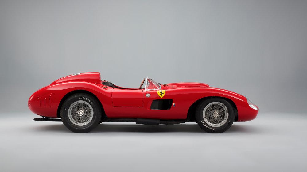 1957 Ferrari 315 335 S