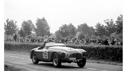 1951 Ferrari 340 America Touring Barchetta