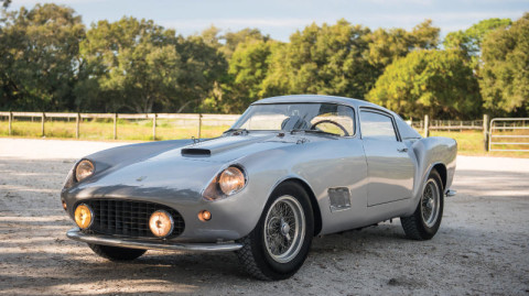 1957 Ferrari 250 GT Berlinetta 'Tour de France'