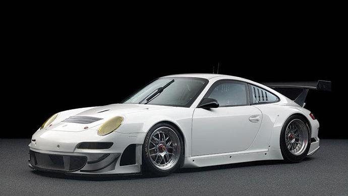 2010 Porsche 911 RSR