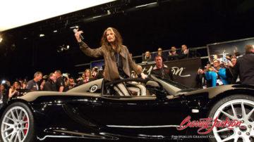 Steven Tyler's 2012 Hennessey Venom GT Spyder