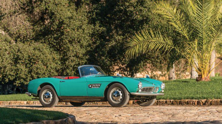 1957 BMW 507 Roadster Series I
