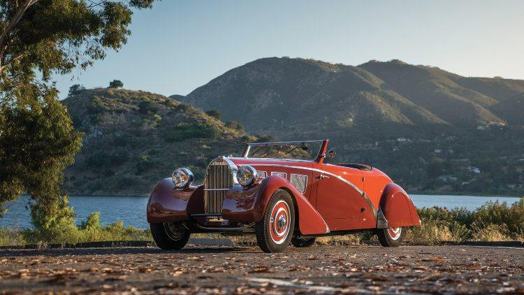 1937 Bugatti Type 57 Cabriolet