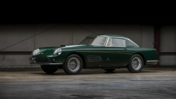 1959 Ferrari 410 Superamerica Series III Coupe