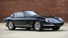 Black 1967 Ferrari 275 GTB/4