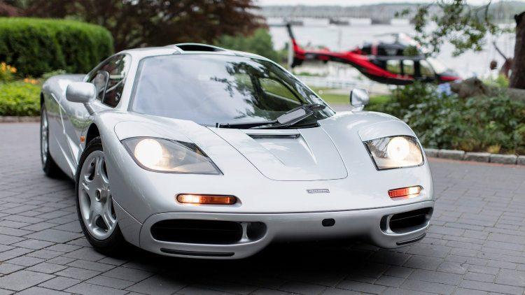 1995 McLaren F1 Front