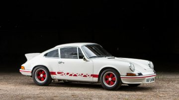 1973 Porsche 911 RS Lightweight