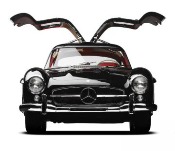 1957 Mercedes-Benz 300 SL Gullwing