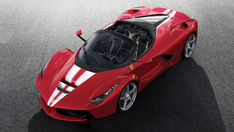 210th LaFerrari Aperta
