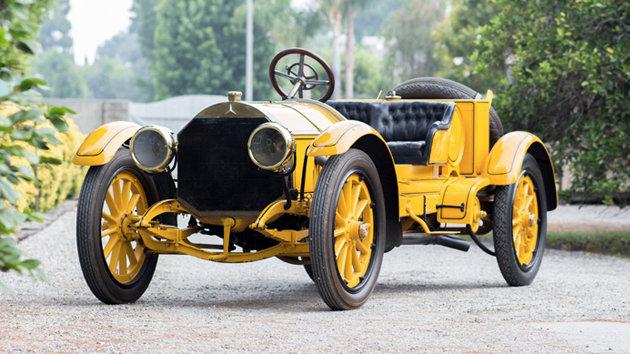 Bothwell 1908 Mercedes Simplex