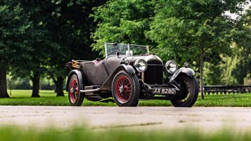 1924 Bentley 3-Liter Speed Model