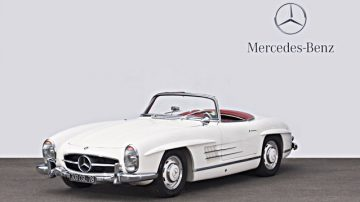 1961 Mercedes Benz 300 SL