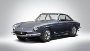 1968 Ferrari 365 GTC Coupe
