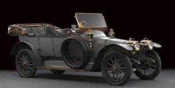 1912 Panhard Levassor Type X14