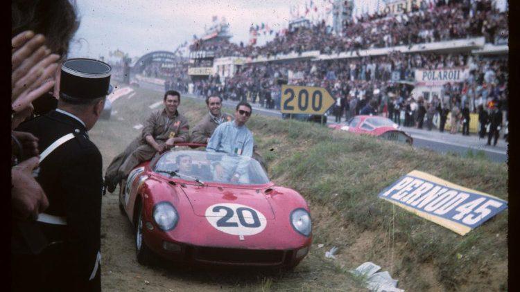 1964 Ferrari 275 P Le Mans Victory