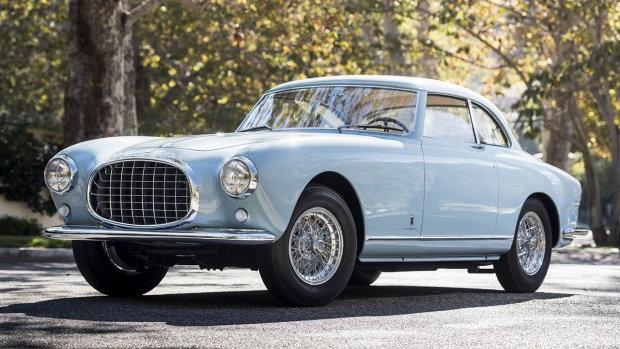 1953 Ferrari 212 Europa Coupe