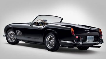 1961 Ferrari 250 GT SWB California Spyder © Courtesy of RM Auctions