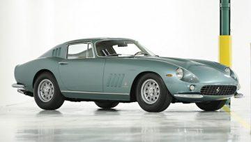 1965 Ferrari 275 GTB Speciale