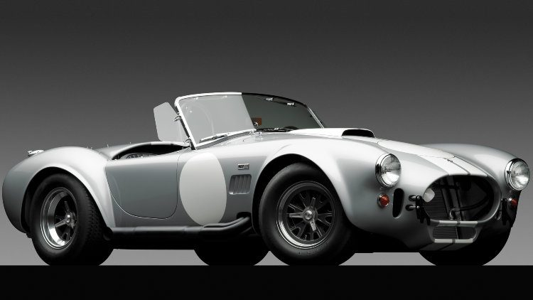 1966 Shelby 427 Cobra Semi-Competition