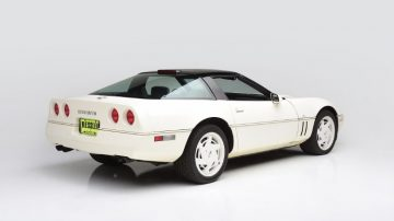 1988 Corvette 35th Anniversary Edition