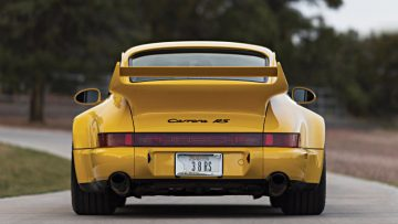 1993 Porsche 911 Carrera RS 3.8 rear
