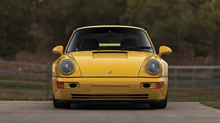1993 Porsche 911 Carrera RS 3.8 front