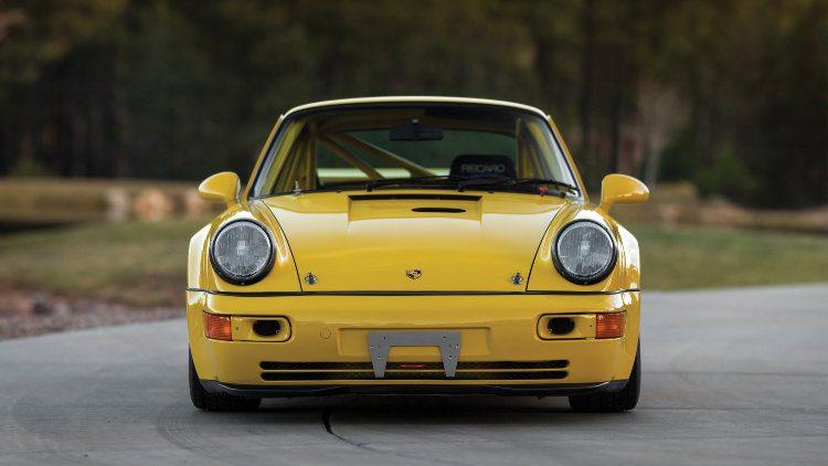 1993 Porsche 911 Carrera RSR 3.8 Front