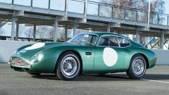 1961 Aston Martin DB4GT Zagato Bonhams