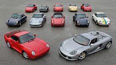 Porsches at Gooding Amelia Island 2018