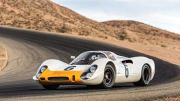 1968 Porsche 908 K