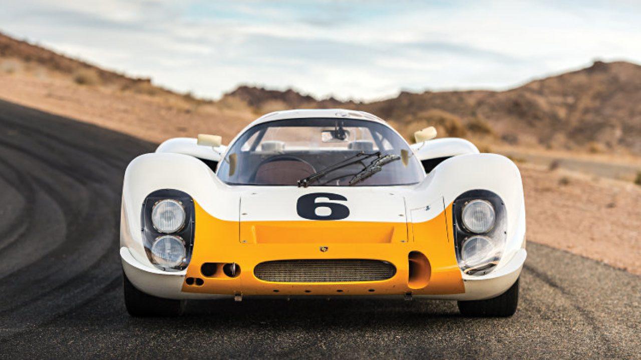 Porsche 908 No.12 Winner 1000km of Paris 1968
