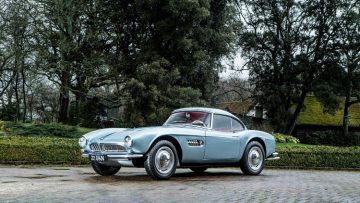 John Surtees' 1957 BMW 507 Roadster