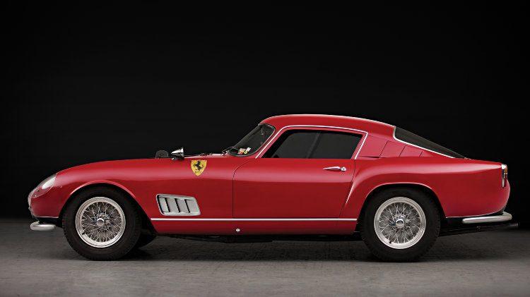 1957 Ferrari 250 GT Berlinetta Competizione 'Tour de France' by Scaglietti Profile