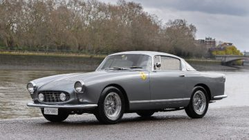 1957 Ferrari 250 GT Coupé by Boano