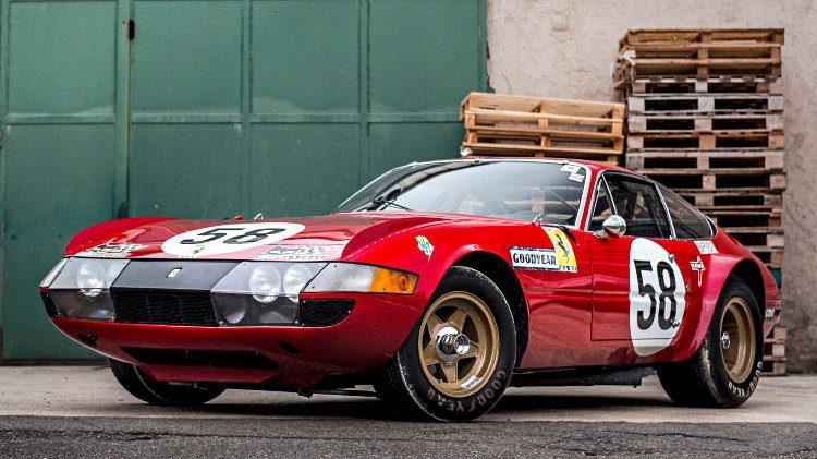 1969 Ferrari 365 GTB/4 Gr IV, chassis 12467