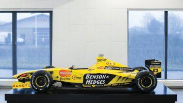 1999 Jordan 199 Formula 1