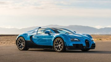 2015 Bugatti Veyron 16.4 Grand Sport Vitesse