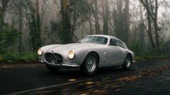 1956 Maserati A6G-2000 Zagato Berlinetta