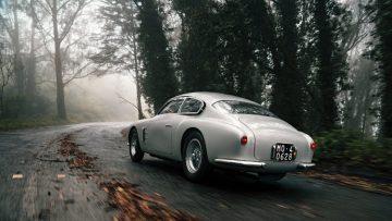 1956 Maserati A6G-2000 Zagato Berlinetta Rear
