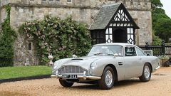 James Bond's 1965 Aston Martin DB5