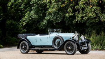 1928 Bentley 6 ½ -Liter Open Sports Tourer by Barker