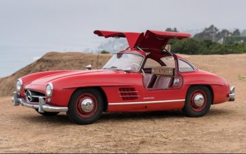 1956 Mercedes-Benz 300 SL Gullwing